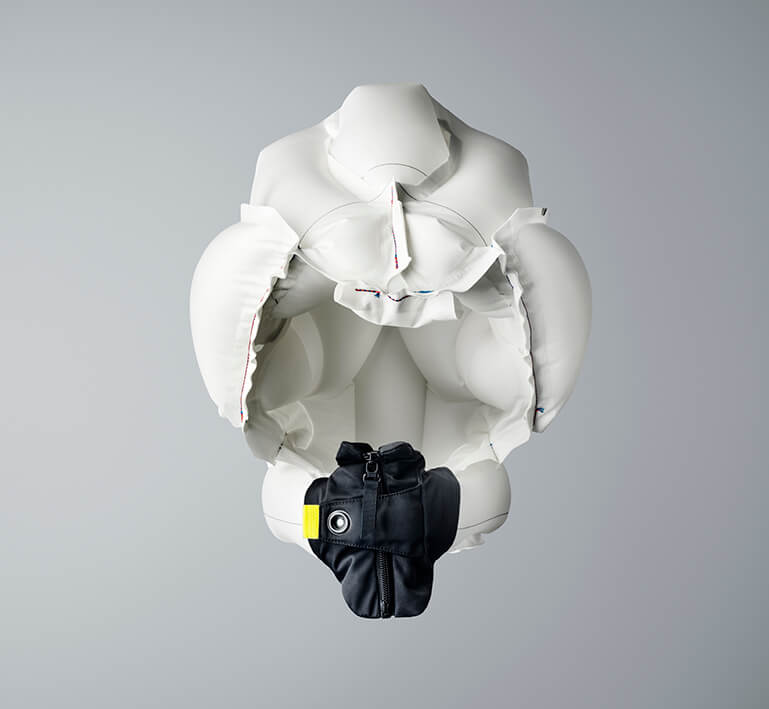 Hövding 3 airbag