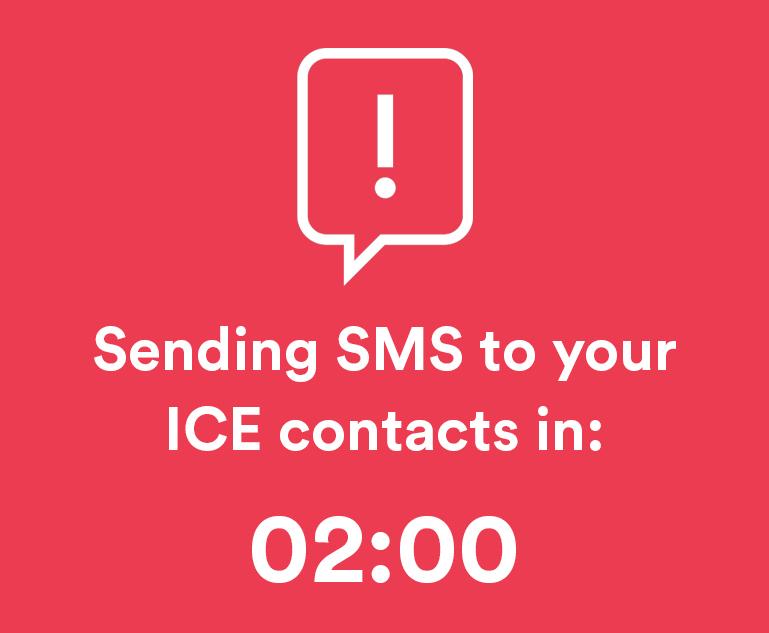 Hövding App ICE