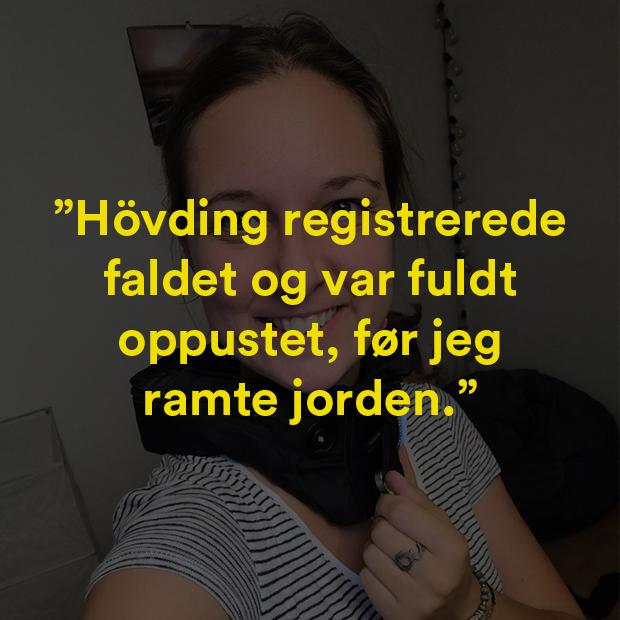 Hövding story