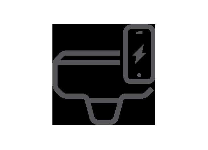Hövding App Battery Icon
