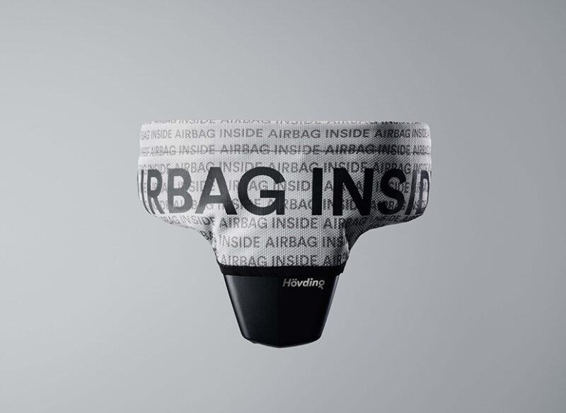 Hövding 3 Cover Airbag inside
